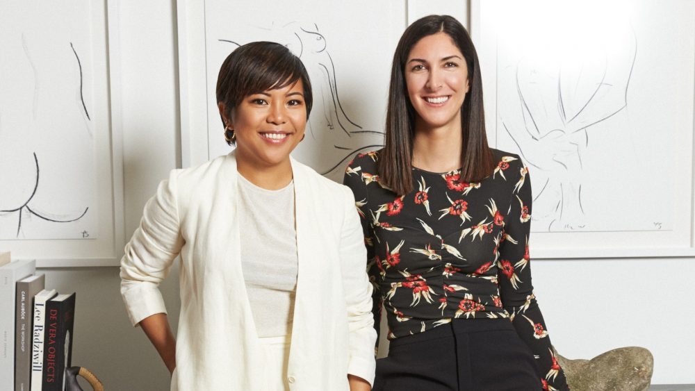 Away founders Jen Rubio and Steph Korey