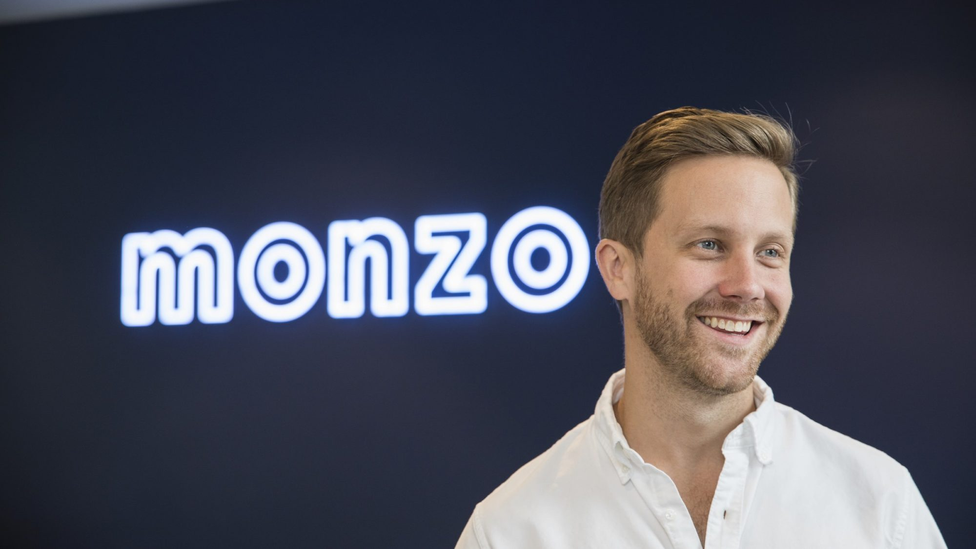 Monzo CEO Tom Blomfield