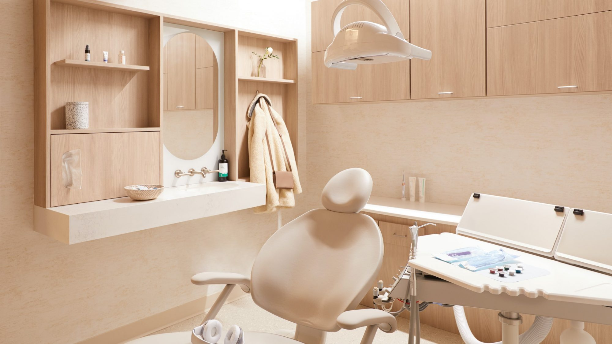 Tend dentist chair studio