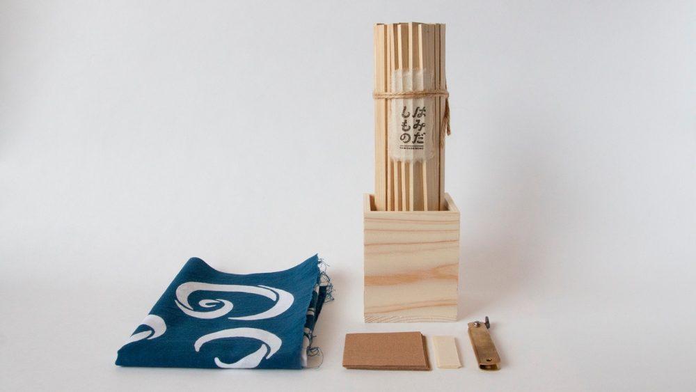 Hamidashimono chopsticks kit