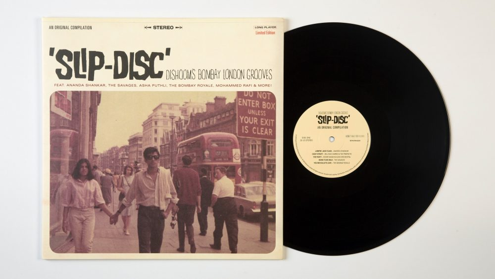 Dishoom's Slip-Disc record