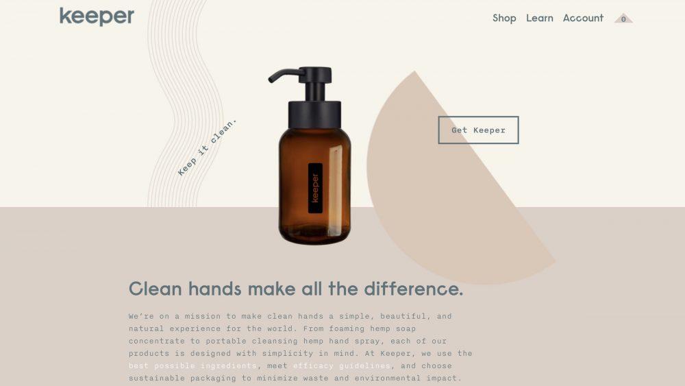 Keeper Soap