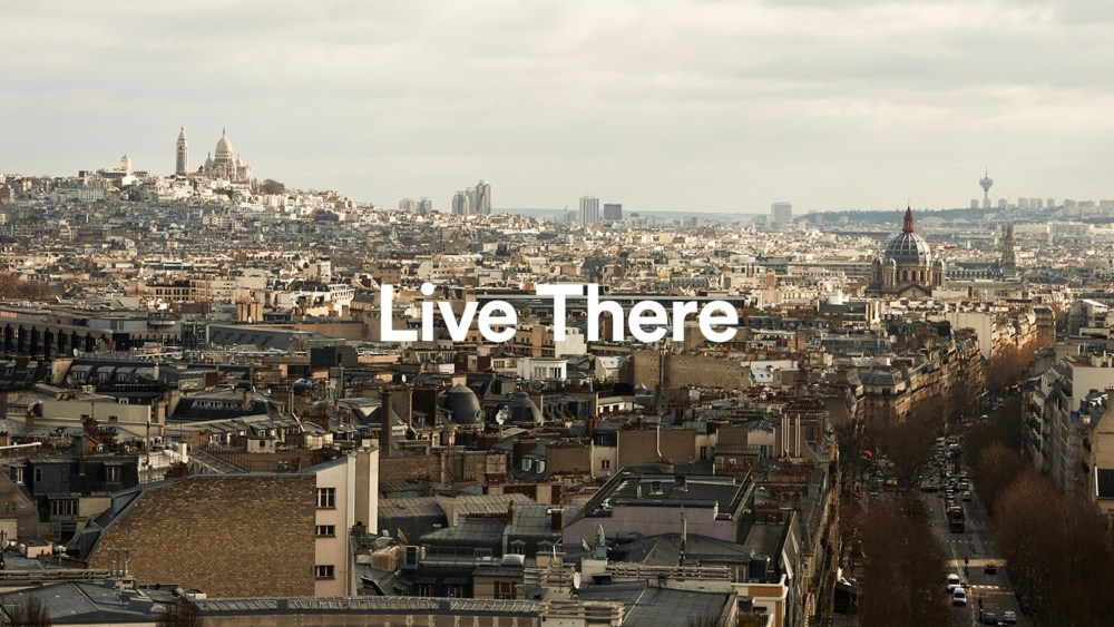 Airbnb Live There